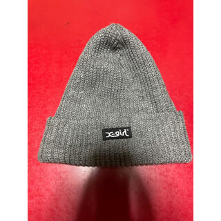 X-girl - エックスガールニット帽