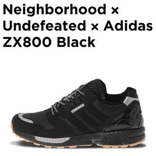 NEIGHBORHOOD - adidas ZX 8000 UNDEFEATED ネイバーフッド