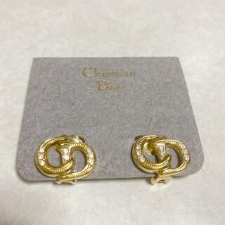 クリスチャンディオール(Christian Dior)のChristian Dior 💎 イヤリング(イヤリング)