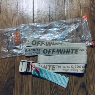 オフホワイト(OFF-WHITE)のオフホワイト ベルト(ベルト)