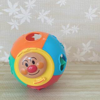 アンパンマン(アンパンマン)の【新品】アンパンマン まるまるパズル(知育玩具)