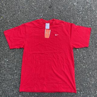 ナイキ(NIKE)の90s 古着 NIKE ナイキ 銀タグ 刺繍ロゴ Tシャツ(Tシャツ/カットソー(半袖/袖なし))