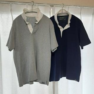 エディーバウアー ポロシャツ 2枚組