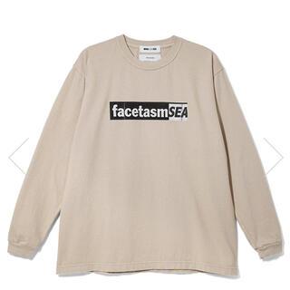 シー(SEA)のFACETASM WDS L/S TEE /  (FACE-02)(Tシャツ/カットソー(七分/長袖))