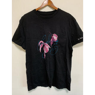 Sise - sise 19ss プラムtシャツ