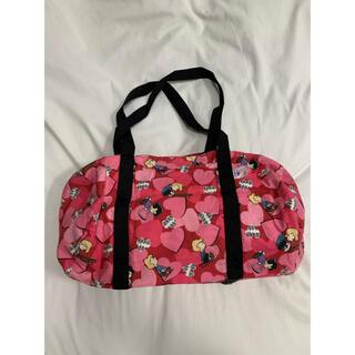 スヌーピー(SNOOPY)のスヌーピー ボストン バック かばん 鞄 袋(ボストンバッグ)
