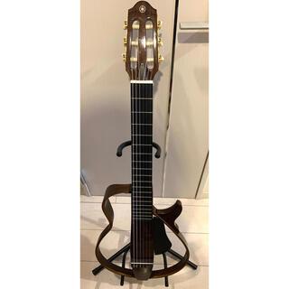 ヤマハ(ヤマハ)のYAMAHAサイレントギターSLG200NW(クラシックギター)