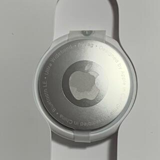 Apple - Apple   AirTag   新品未使用 ※本体のみ