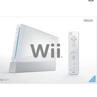 Wii - 【美品】Wii  本体セット ソフト付き