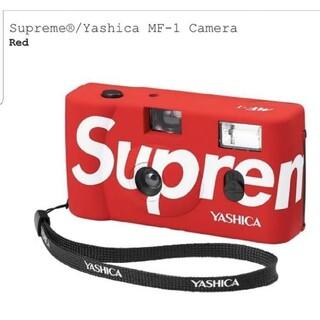 シュプリーム(Supreme)の新品 未開封 Supreme Yashica MF-1 camera Red(フィルムカメラ)