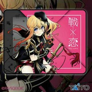 タイトー(TAITO)のヴァルラヴ 戦×恋 デザインブランケット タイクレ限定 全2種セット(タオル)