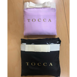 TOCCA - 美人百花 付録 トッカエコバッグ 2種類