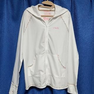 オニール(O'NEILL)の未使用タグ付 O'NEILL フルジップラッシュガード 長袖 XL(水着)