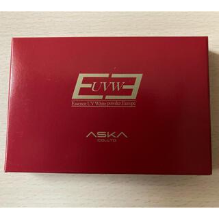 アスカコーポレーション(ASKA)のアスカコーポレーション  EEUVホワイトパウダー  ハイドロジン(フェイスパウダー)