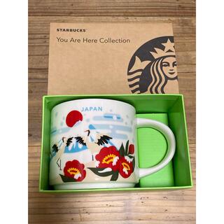 スターバックスコーヒー(Starbucks Coffee)のYou Are Here Collection マグJAPAN 414ml(マグカップ)