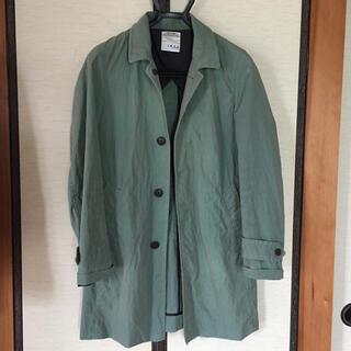 ジュンレッド(JUNRED)のJUN RED 春用コート グリーン Sサイズ(チェスターコート)