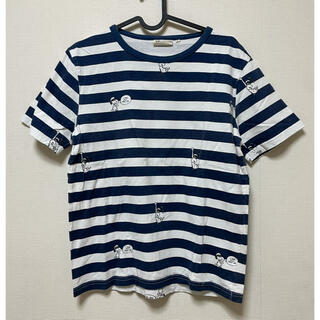 ピーナッツ(PEANUTS)のカットソー(Tシャツ(半袖/袖なし))