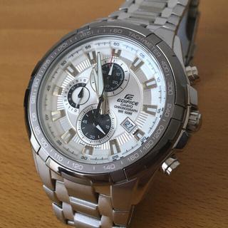 エディフィス(EDIFICE)の【値下げ!】CASIO EDIFICE EF-539D-7A 腕時計 海外モデル(腕時計(アナログ))