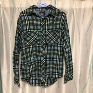 ブルーブルー(BLUE BLUE)のBLUE BLUEのネルシャツ(シャツ)