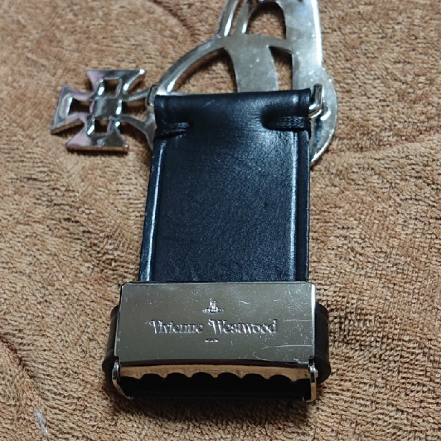 Vivienne Westwood(ヴィヴィアンウエストウッド)のVW バックル メンズのファッション小物(ベルト)の商品写真