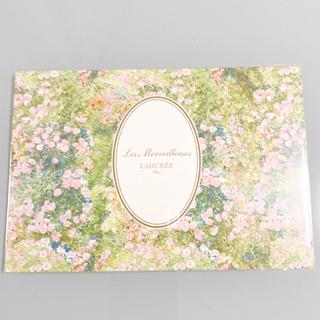 Les Merveilleuses LADUREE - ラデュレ シャンプーコンディショナー サンプルセット