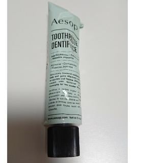 イソップ(Aesop)のAesop イソップ 歯磨き粉 トゥースペースト(歯磨き粉)