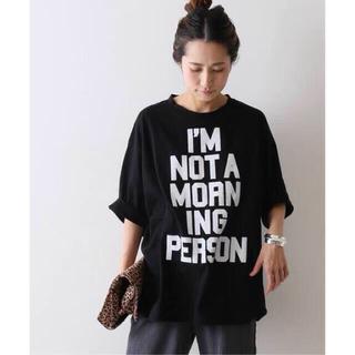 フレームワーク(FRAMeWORK)の新品 21SS FRAMeWORK BIG ロゴT2 半袖(Tシャツ/カットソー(半袖/袖なし))