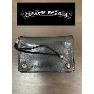 Chrome Hearts - 確実正規 CHROMEHEARTS クロムハーツ 2zip wallet 財布