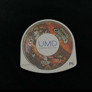 コーエーテクモゲームス(Koei Tecmo Games)のPSP用ゲームソフト「無双OROCHI2 special」(携帯用ゲームソフト)
