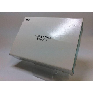 【新品/未使用】GRATINA(グラティーナ)[KYF39]SIMロック解除済(携帯電話本体)