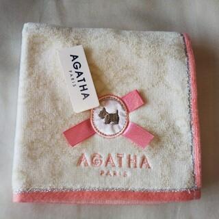 アガタ(AGATHA)のAGATHA タオルハンカチ(ハンカチ)