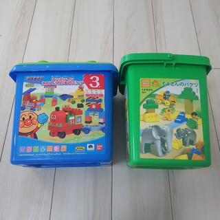 アンパンマン(アンパンマン)のブロック アンパンマン レゴ セット売り(積み木/ブロック)
