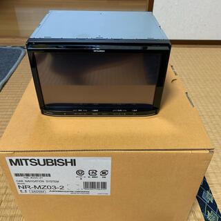 三菱 - カーナビ 三菱メモリーナビ:NR-MZ03