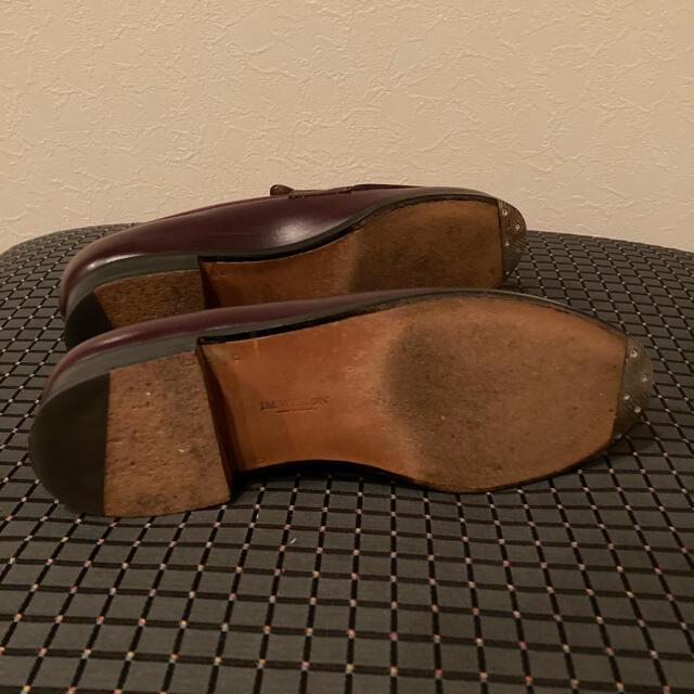 J.M. WESTON(ジェーエムウエストン)のJ.M WESTON ローファー  180 6D 24.5 ジェイエムウェストン メンズの靴/シューズ(ドレス/ビジネス)の商品写真
