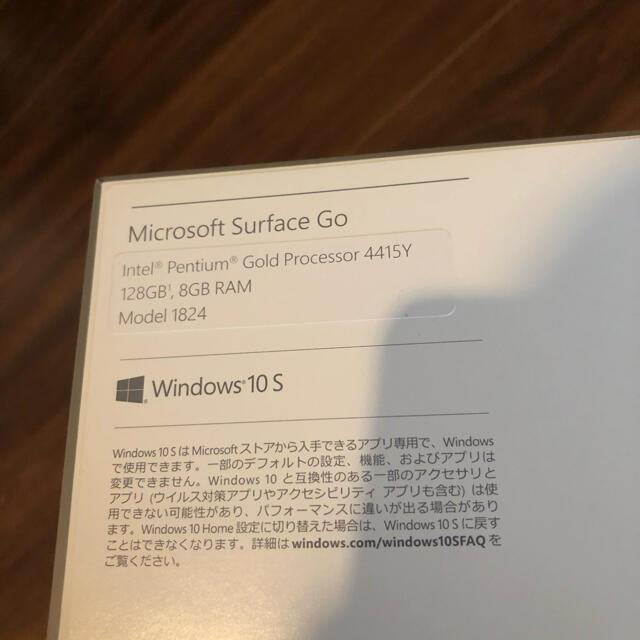 Surface Go 8GB 128GB 訳あり  スマホ/家電/カメラのPC/タブレット(タブレット)の商品写真
