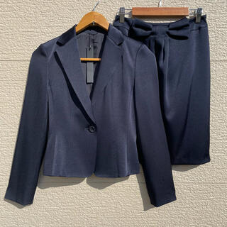ANAYI - 新品 ANAYI スーツ セットアップ ジャケット スカート 春夏向け 36