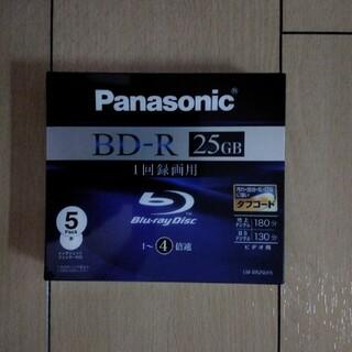 パナソニック(Panasonic)のPanasonicBD-R25GB(その他)