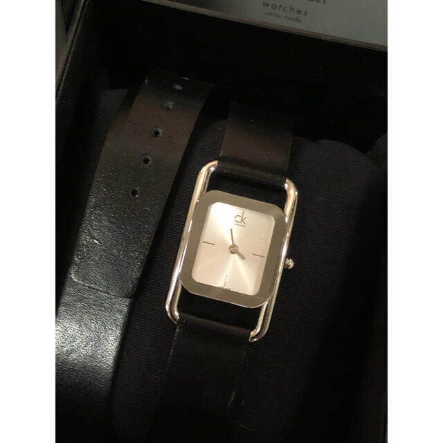 ck Calvin Klein(シーケーカルバンクライン)の未使用保管品 カルバンクライン 多重巻 腕時計 値下げ レディースのファッション小物(腕時計)の商品写真