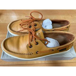 ラコステ(LACOSTE)のラコステ 革靴 スニーカー ローファー サカイ ナイキ ヴィトン バーバリー(ドレス/ビジネス)