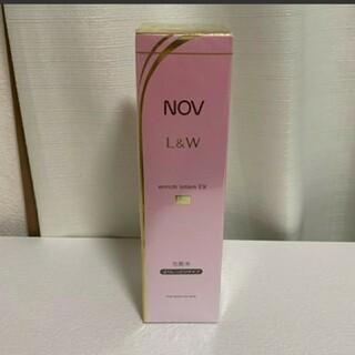 ノブ(NOV)のNOV ノブL&W エンリッチローションEX 化粧水 よりしっとりタイプ(化粧水/ローション)