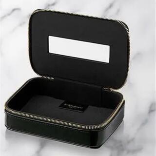 Yves Saint Laurent Beaute - イヴサンローラン ミラー付き エナメル ポーチ