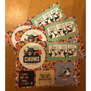 チャムス(CHUMS)のチャムス ステッカー3枚セット(その他)