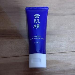 コーセー(KOSE)の雪肌精 ホワイト クリーム ウォッシュ70g(洗顔料)