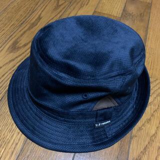 ユーピーレノマ(U.P renoma)の新品 帽子 バケットハット 未使用(ハット)