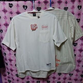 ミハラヤスヒロ(MIHARAYASUHIRO)のミハラヤスヒロBIGサイズL新品Tシャツ(Tシャツ/カットソー(半袖/袖なし))