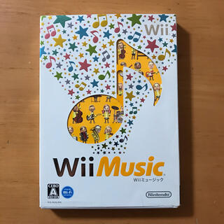 Wii Music Wii(家庭用ゲームソフト)