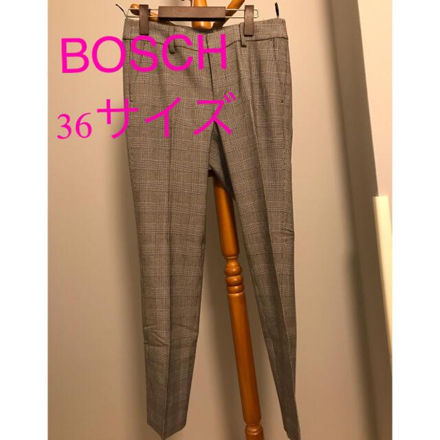 BOSCH(ボッシュ)のボッシュ テーパードパンツ 36サイズ レディースのパンツ(カジュアルパンツ)の商品写真