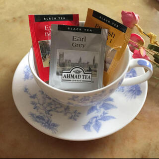 AHMAD TEA 紅茶アソート   ✨アルミ密封包装✨(茶)