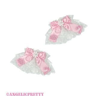 アンジェリックプリティー(Angelic Pretty)のドットリボンお袖とめ(その他)