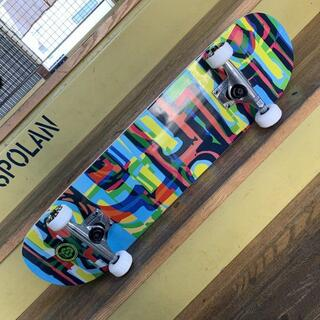 ブラインド(bLind)のBLIND ブラインド 7.875 x 31.7 スケートボードコンプリート(スケートボード)